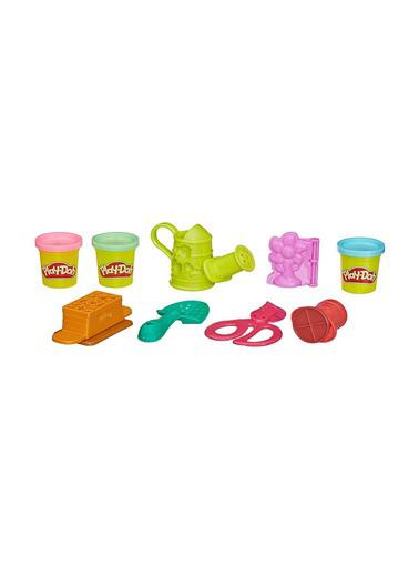 Play-Doh Play-Doh Bahçe Ve Alet Setleri Bahçe Renkli
